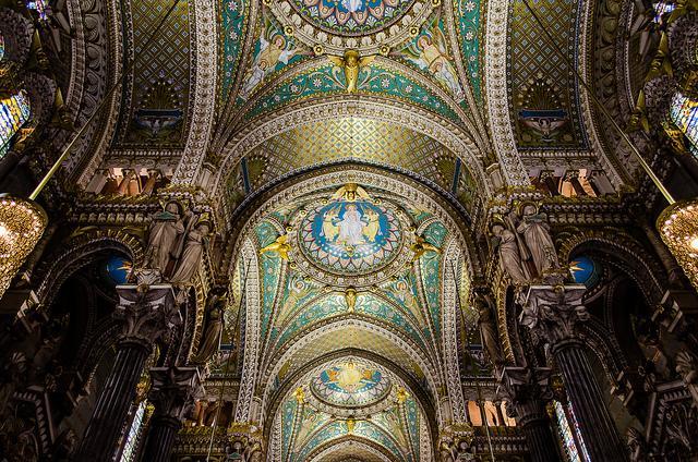 Basilique de Fourvière, Lyon