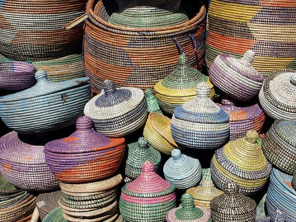 Paniers sénégalais, Sénégal