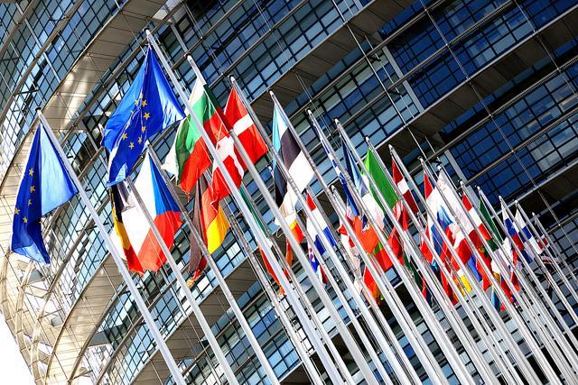 Siège du Parlement de l'Union européenne, Strasbourg